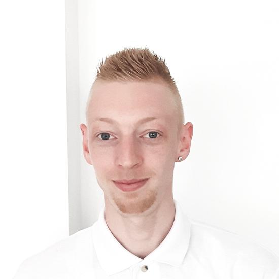 Florian - malWerk Rady Auszubildender